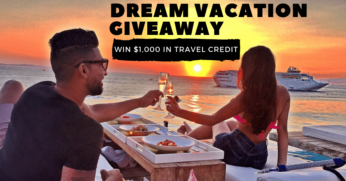 dhar mann and laura g dream vacation giveaway