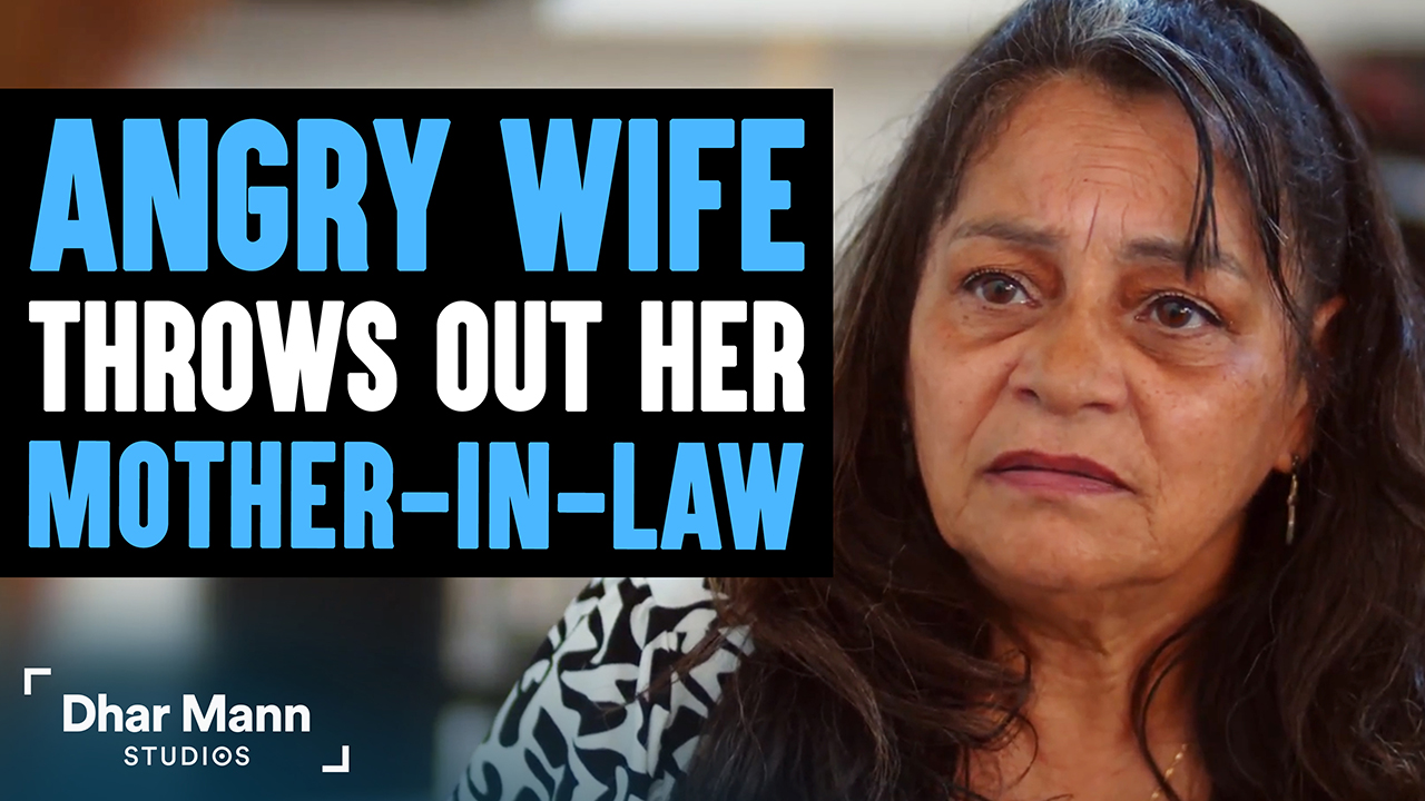 Wife Throws Out Mother-In-Law, The Ending Is Heartbreaking