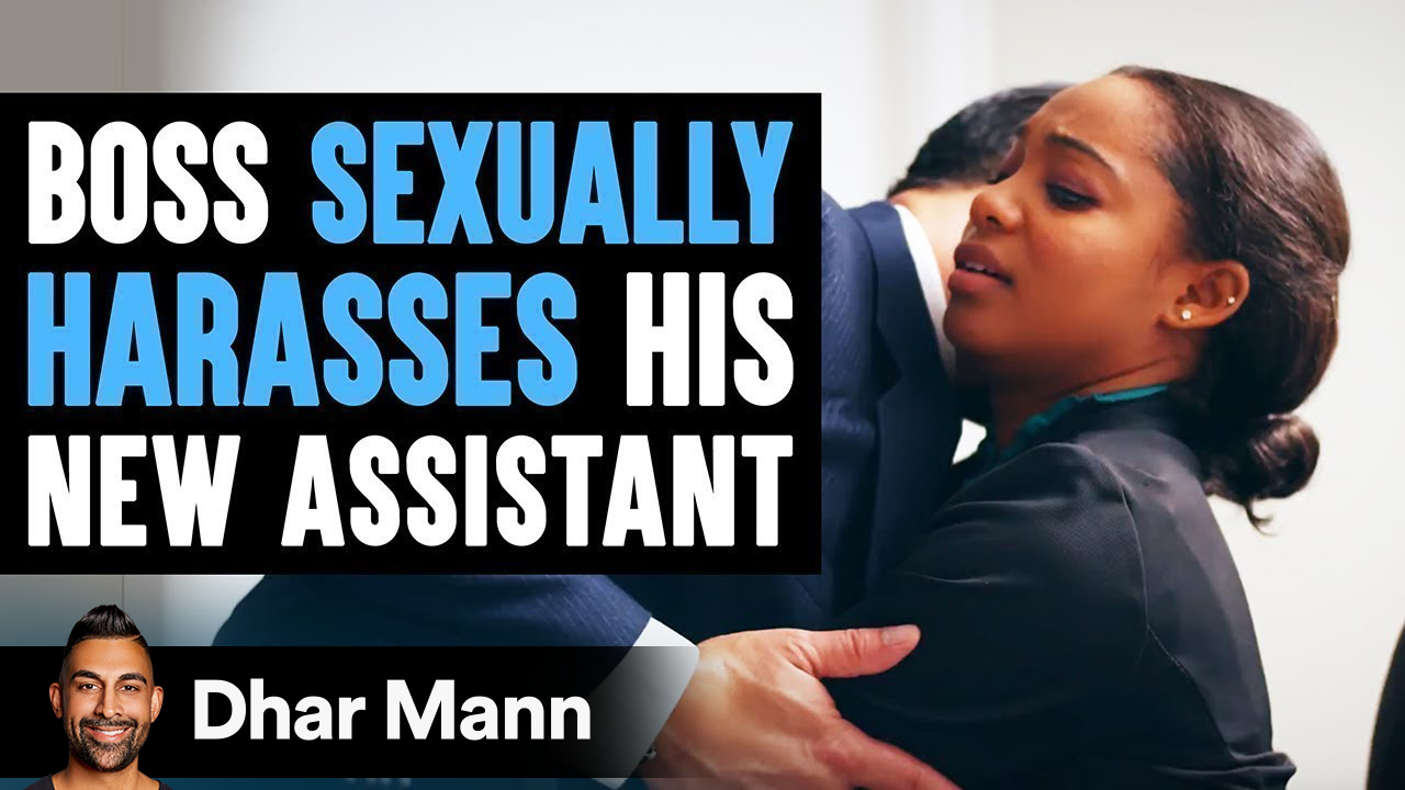 Boss Sexually Harasses Assistant What Happens Next Will Shock You