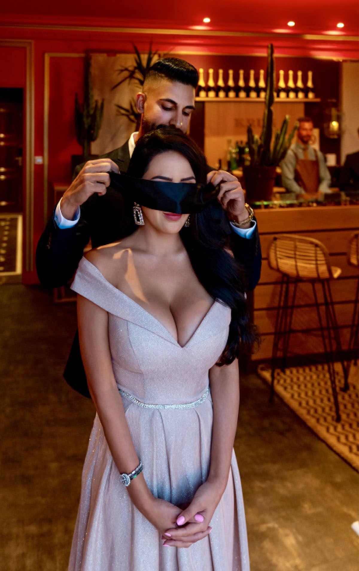 Dhar Mann surprise proposal to Laura G