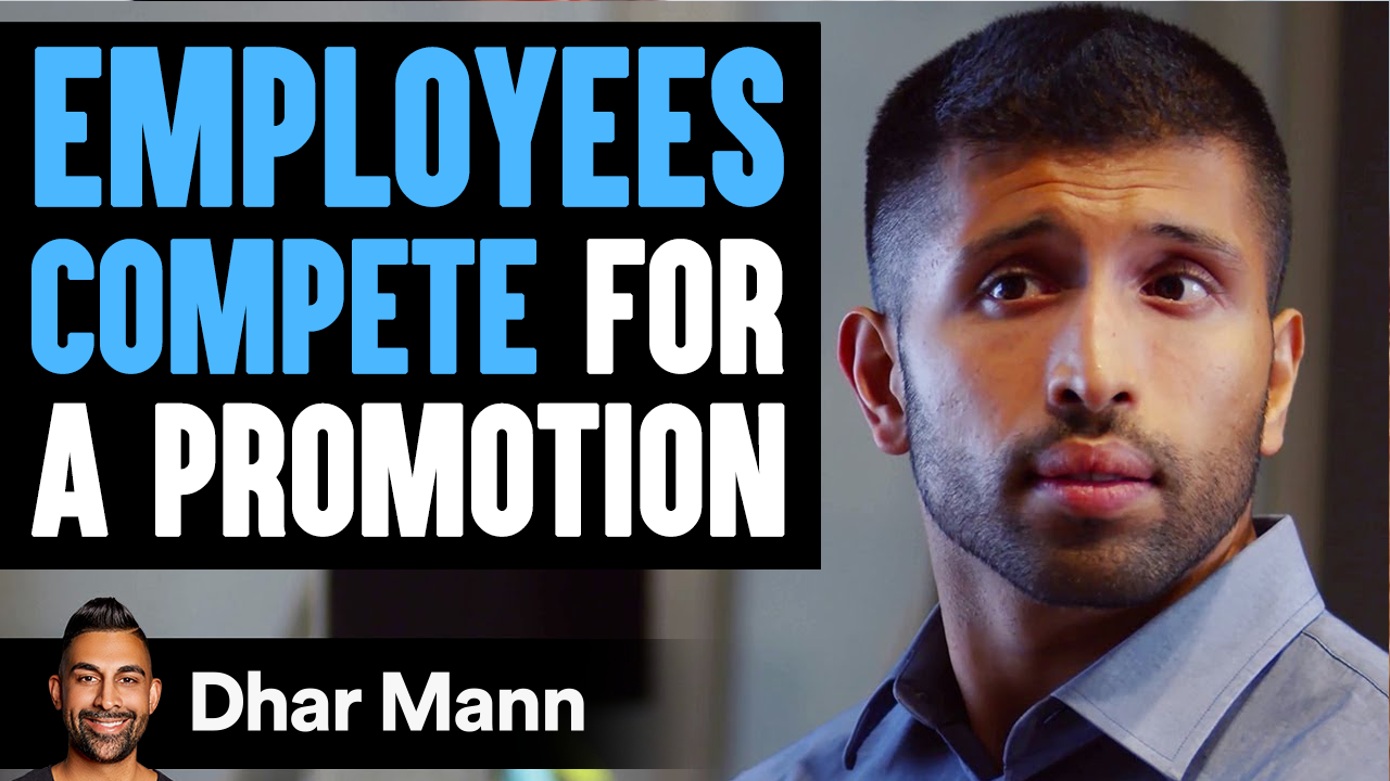 Two Employees Compete For Promotion, What Happens In The End Is Shocking