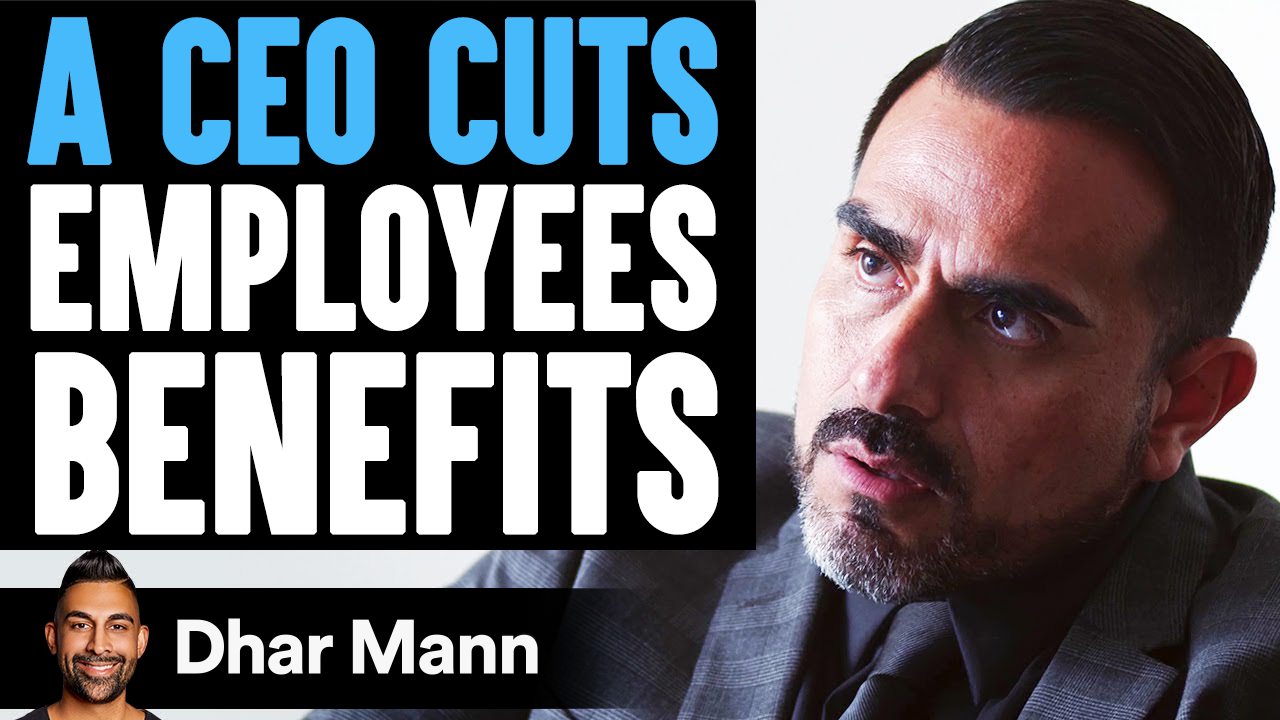CEO Cuts Employee Benefits, Wife Teaches Him A Lesson