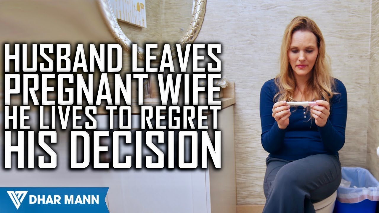 Husband Leaves Pregnant Wife, He Lives To Regret His Decision