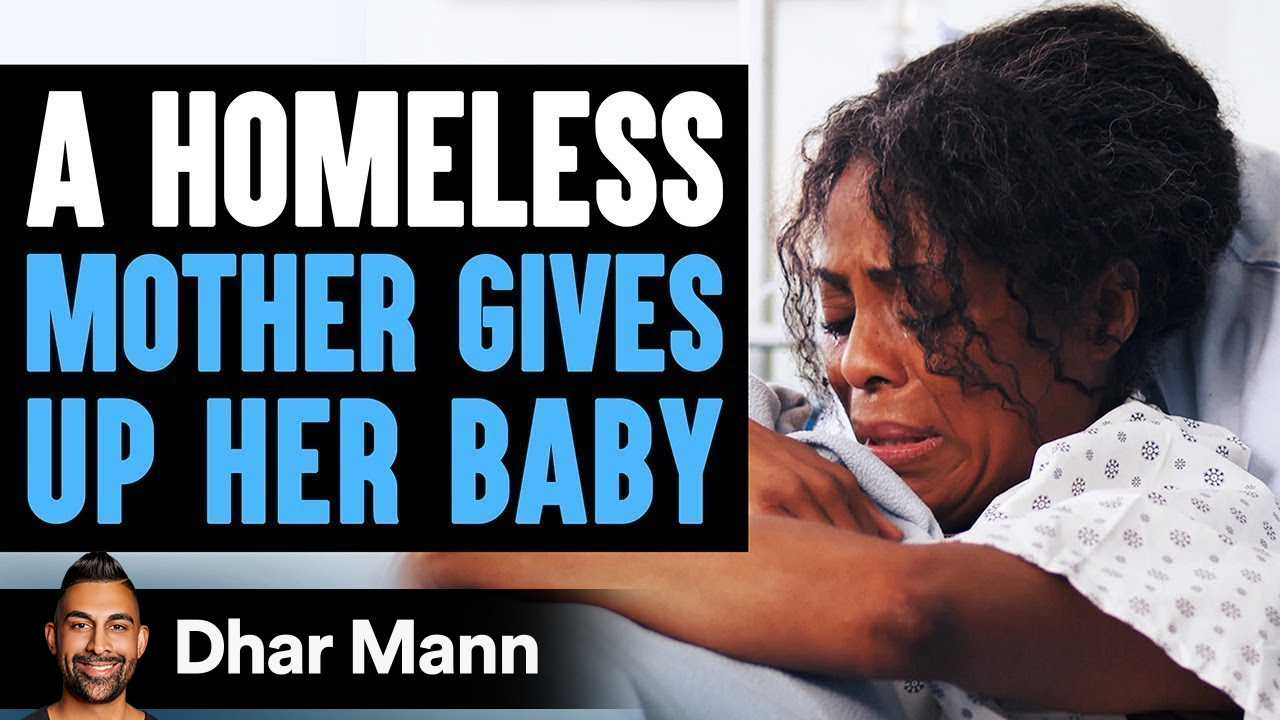 Homeless Mom Gives Up Her Baby, You'll Never Guess What Happens
