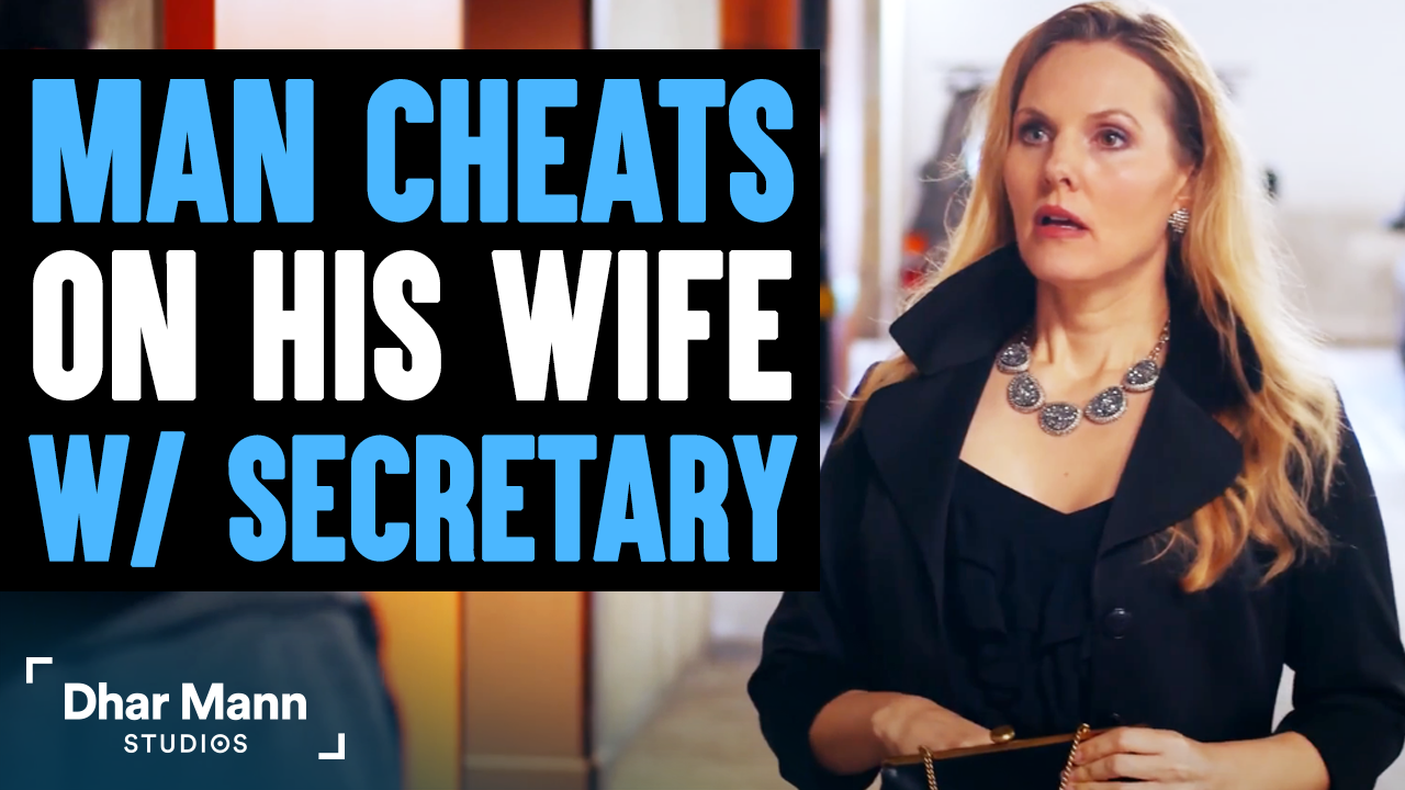 Husband Cheats On Wife With Secretary, Lives To Regret His Decision