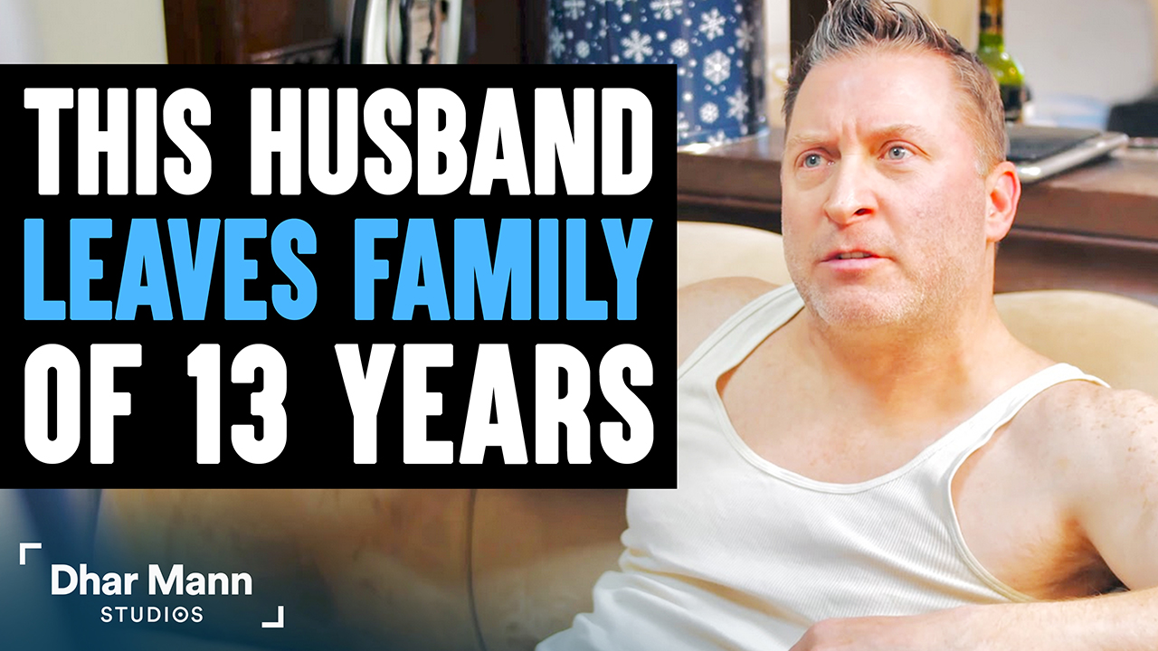 Husband Abandons Family After 13 Years, What His Son Does Will Shock You