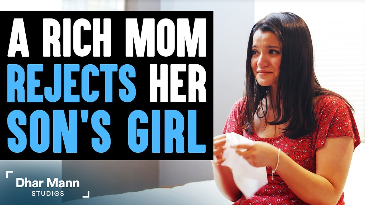 Rich Mom Rejects Son's Girlfriend, Then She Learns A Shocking Truth