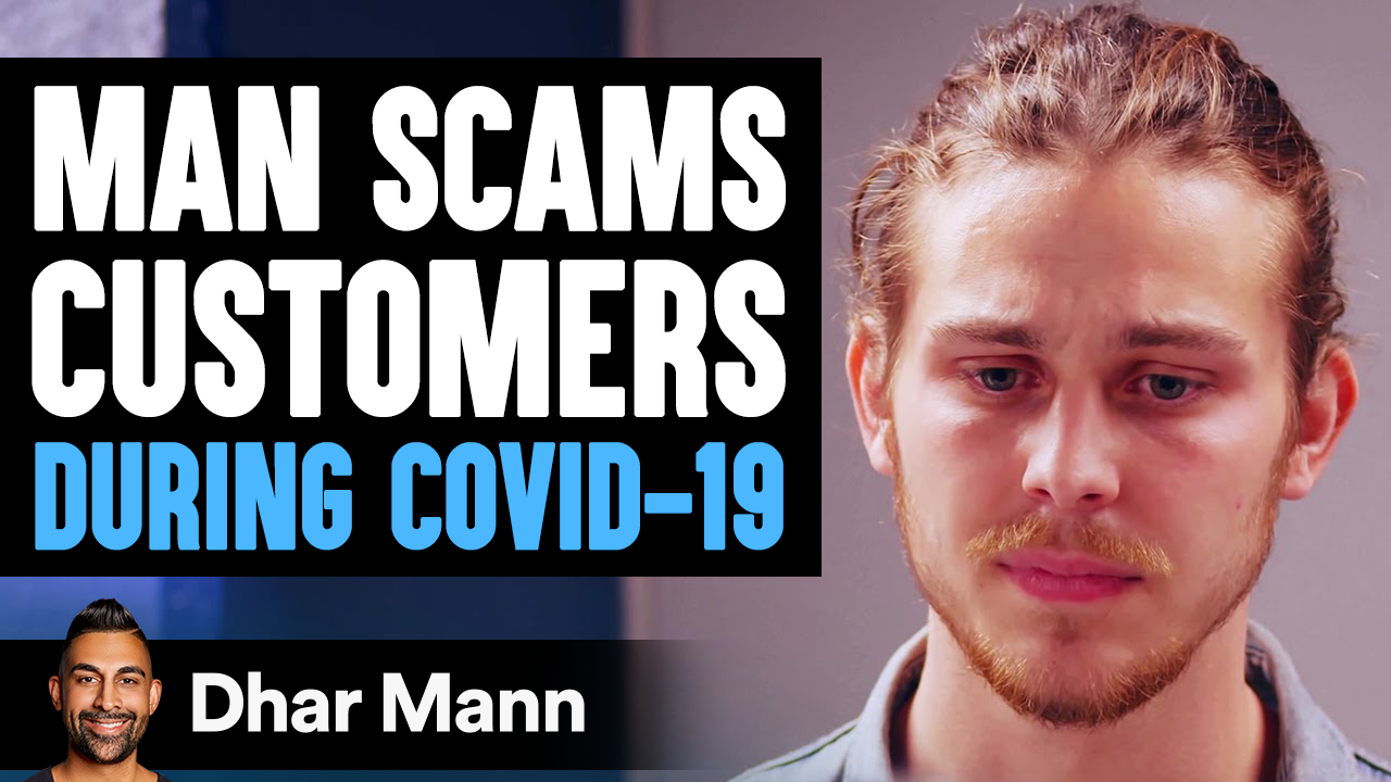 Covid-19 Hoarder Rips People Off, A Stranger Teaches Him A Lesson