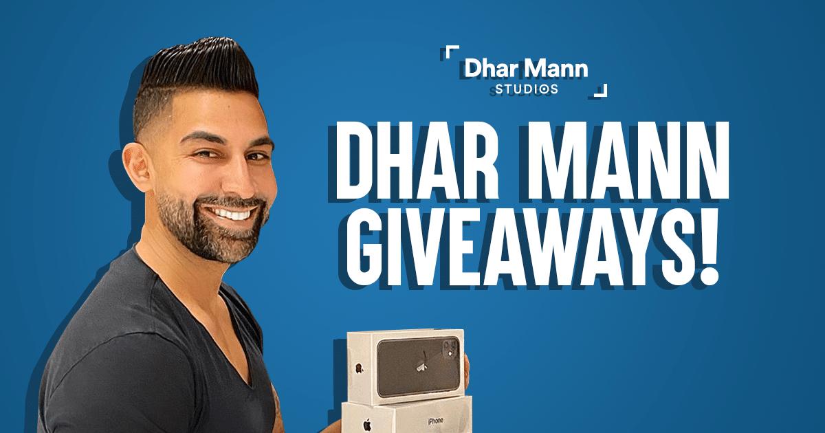 Dhar Mann Giveaways