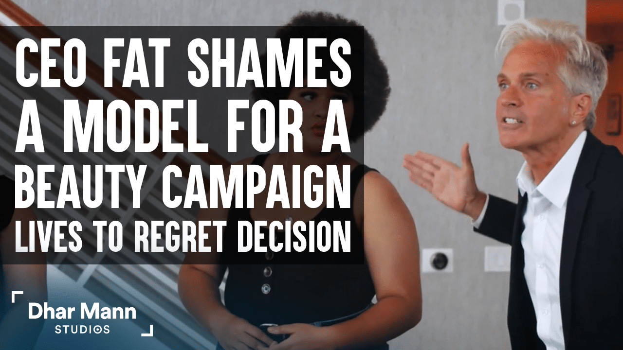 CEO Fat Shames Model In Beauty Campaign, He Lives To Regret His Decision