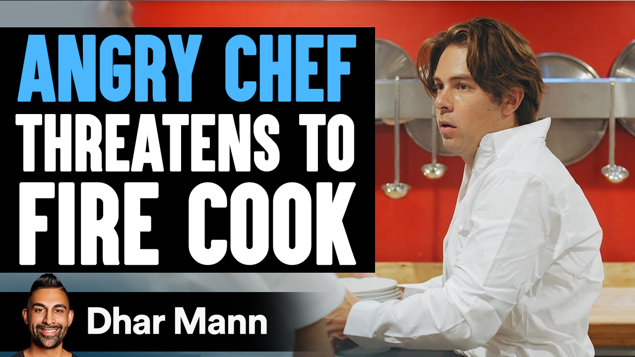 Chef Threatens To Fire New Cook, What Employee Does Will Shock You