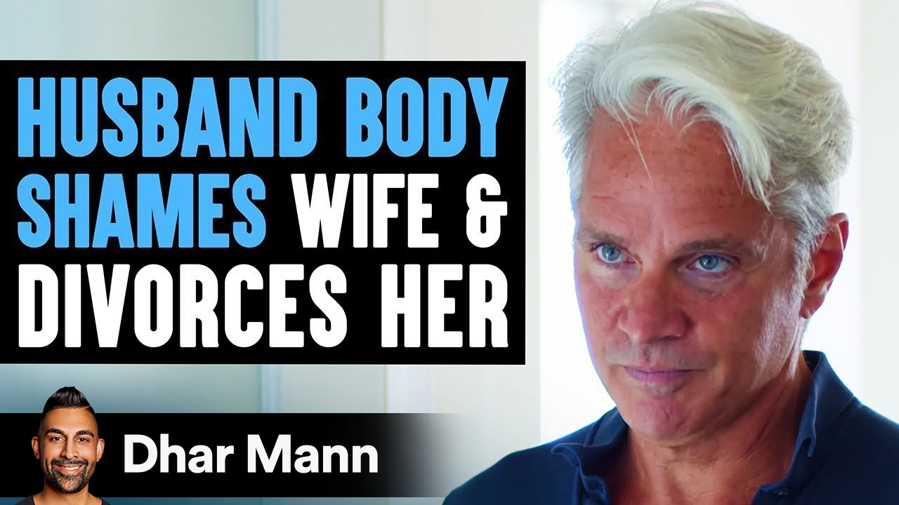Husband Body Shames Wife And Divorces Her, He Lives To Regret It