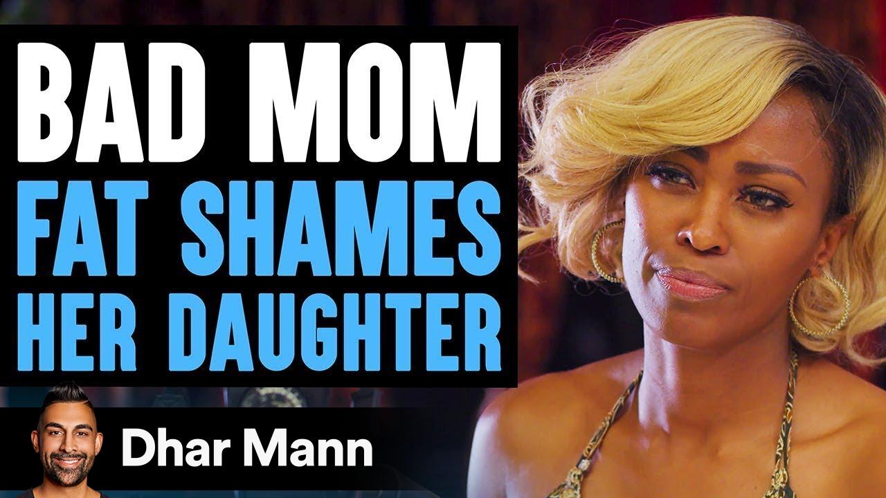 Mother Fat Shames Her Daughter, Stranger Teaches Her A Lesson