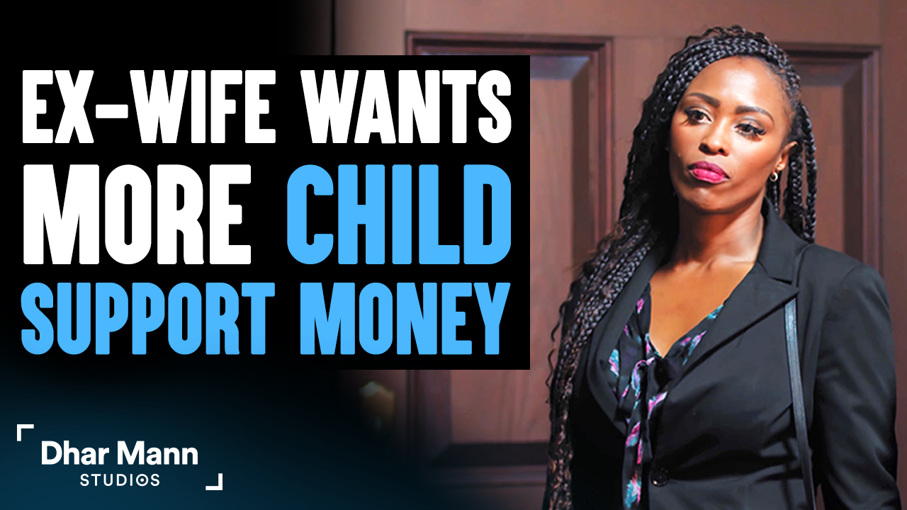 Wife Sues Ex-Husband Over Child Support, Instantly Regrets It