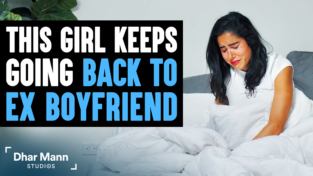 This Girl Keeps Going Back To Ex Boyfriend, Instantly Regrets It