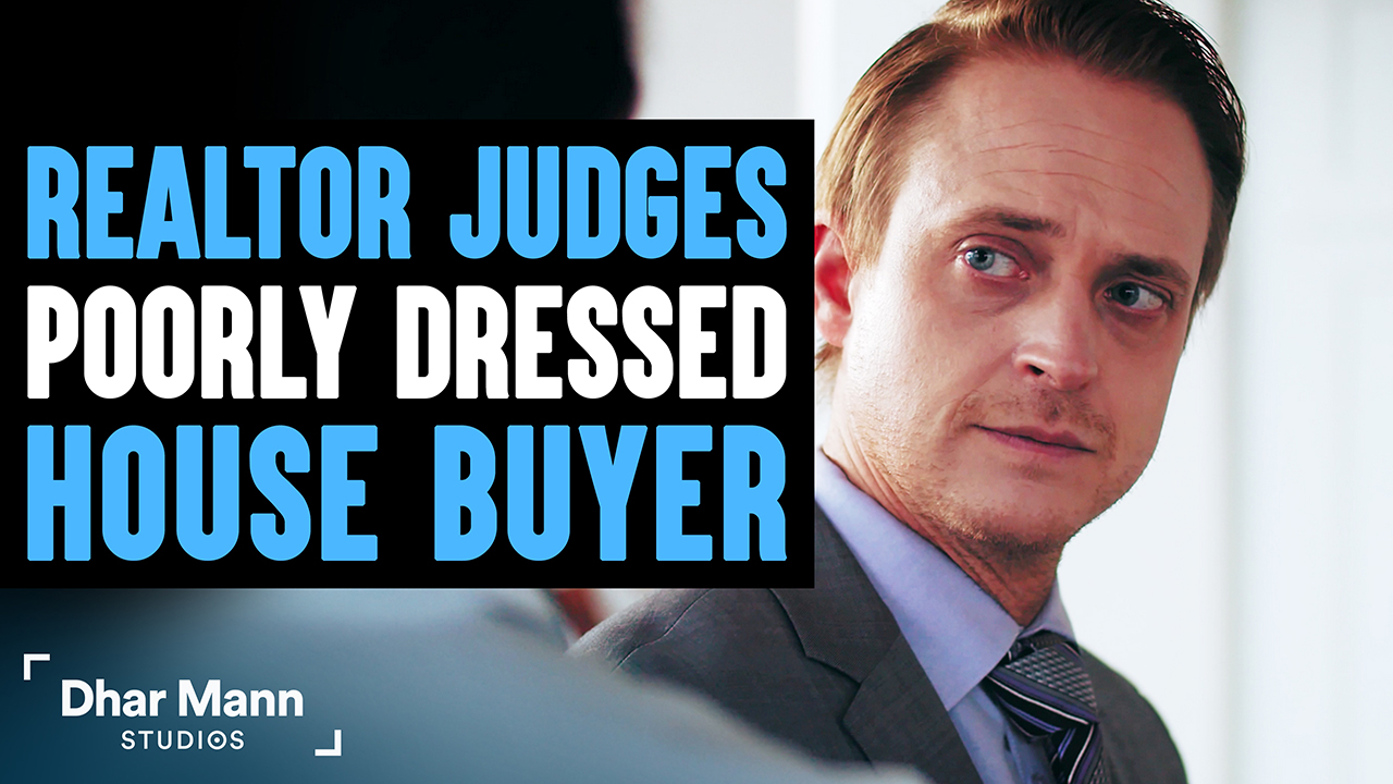 Realtor Judges Poorly Dressed House Buyer, He Lives To Regret It