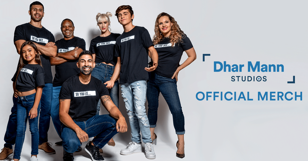 dhar mann studios official merch