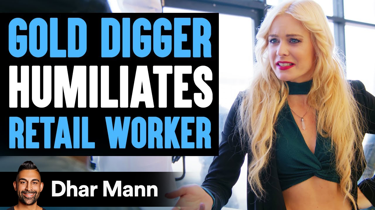 Gold Digger Humiliates A Retail Worker, Instantly Regrets It