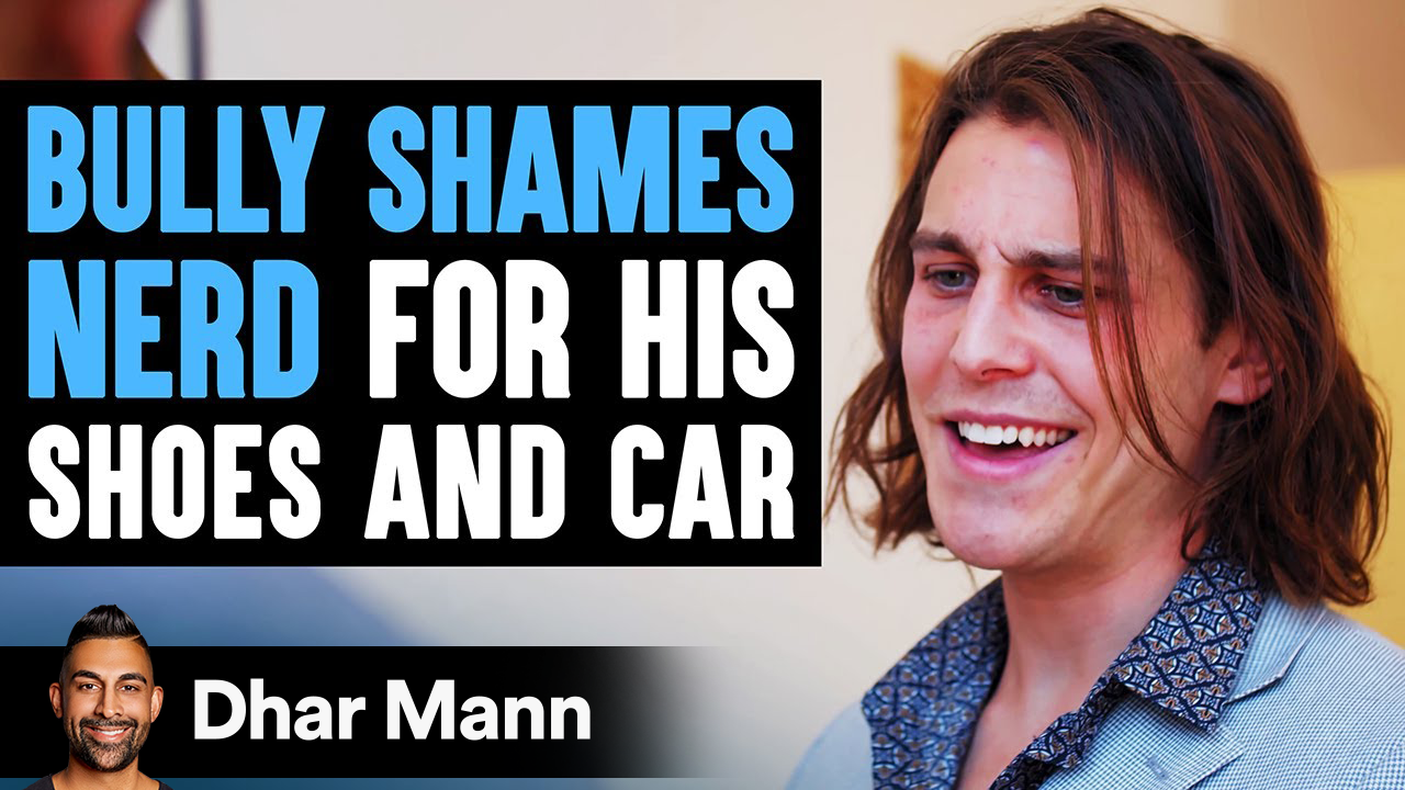 Bully Shames Nerd For His Shoes & Car, He Lives To Regret It