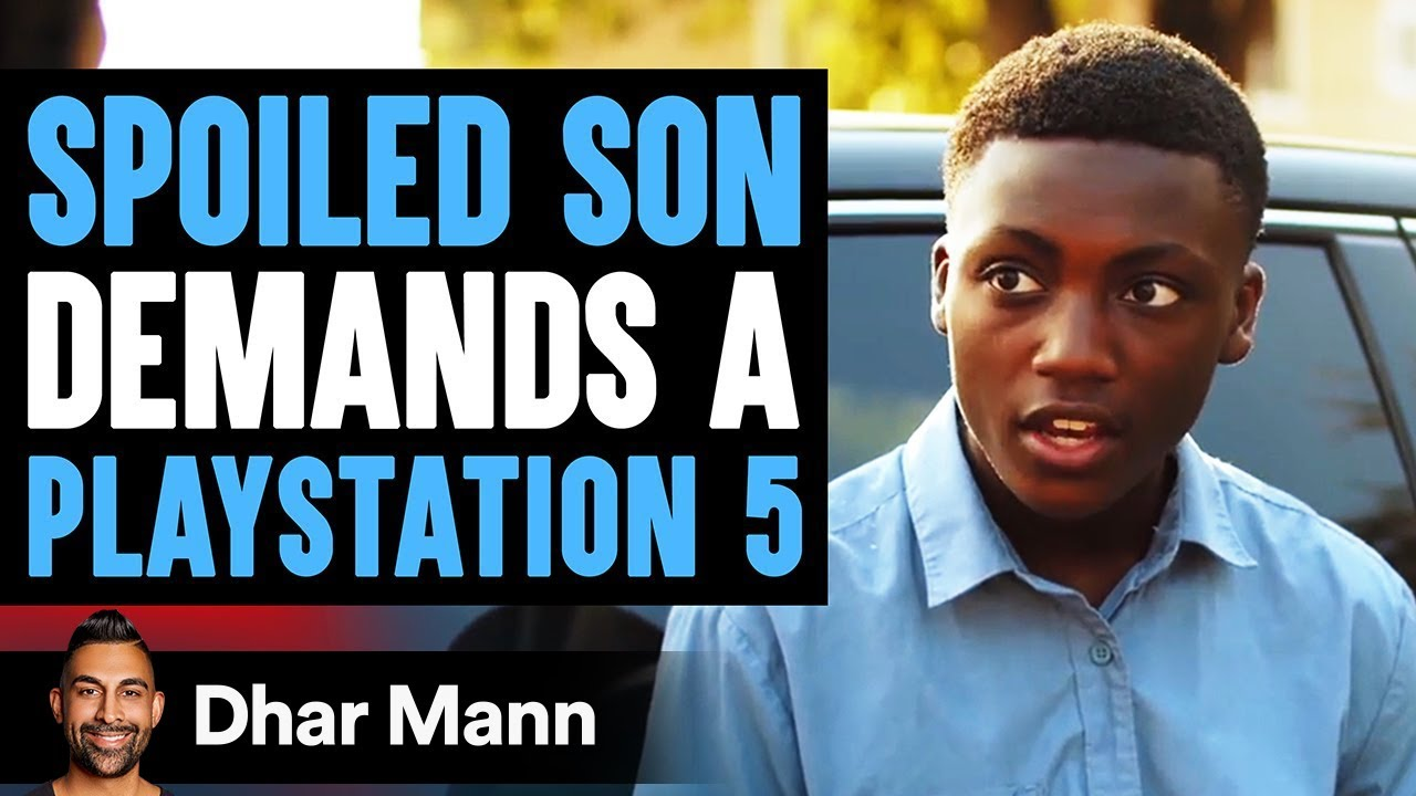 Son Demands A PlayStation 5, Then Mom Teaches Him An Important Lesson