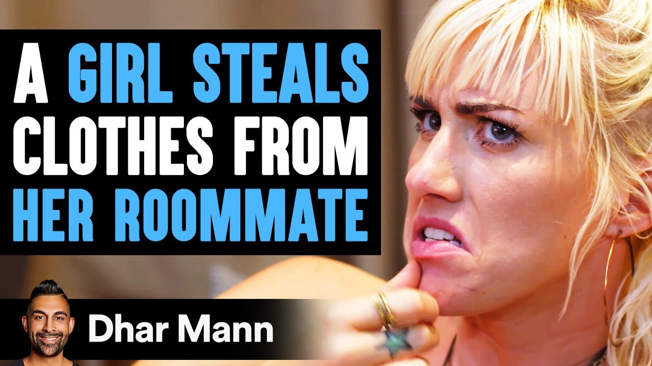 A Girl Steals Clothes From Her Roommate, Instantly Regrets It