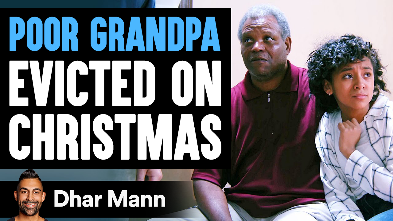 Landlord Evicts Poor Grandpa On Christmas, Instantly Regrets It