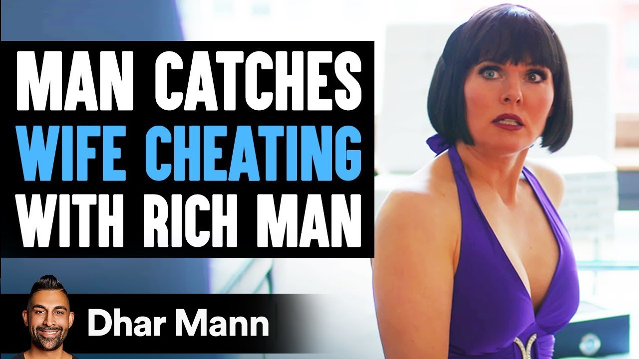 Husband Catches His Wife Cheating With A Rich Man, Ending Is Shocking