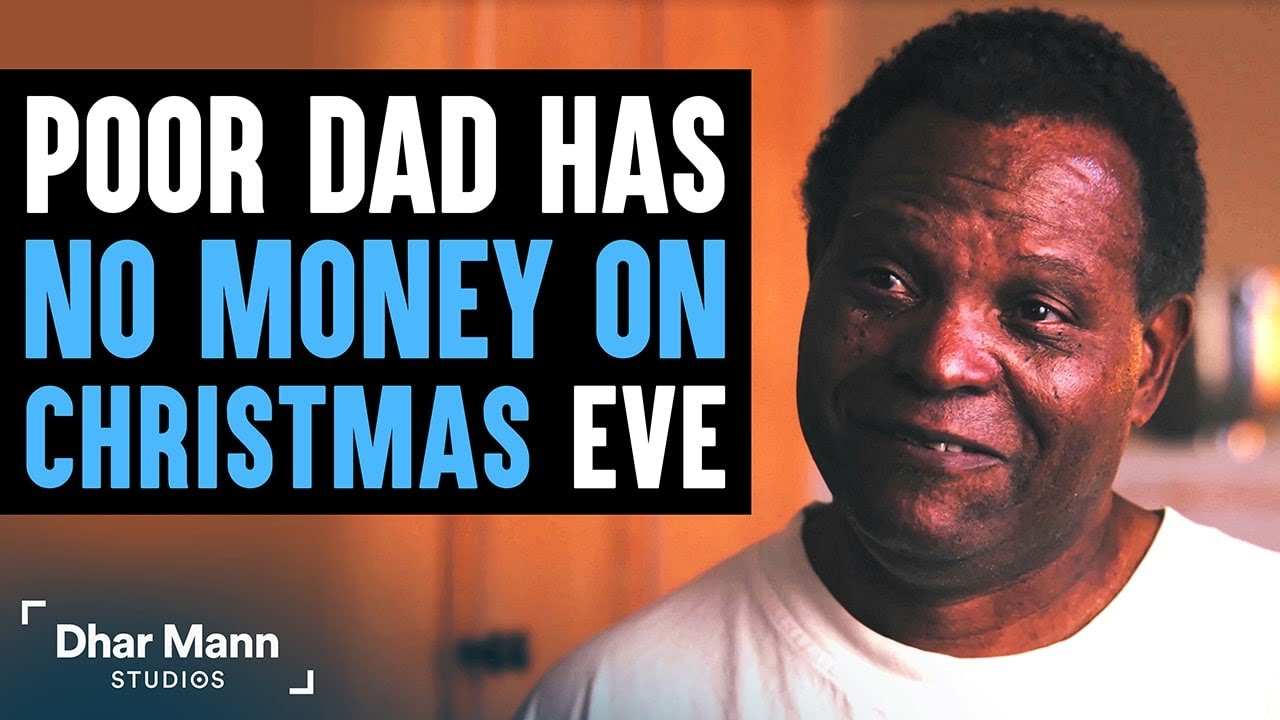Poor Dad Has No Money On Christmas Eve, Ending Is Shocking