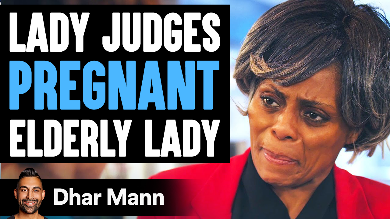Rude Stranger Judges Pregnant 51-Year-Old Lady, Instantly Regrets It