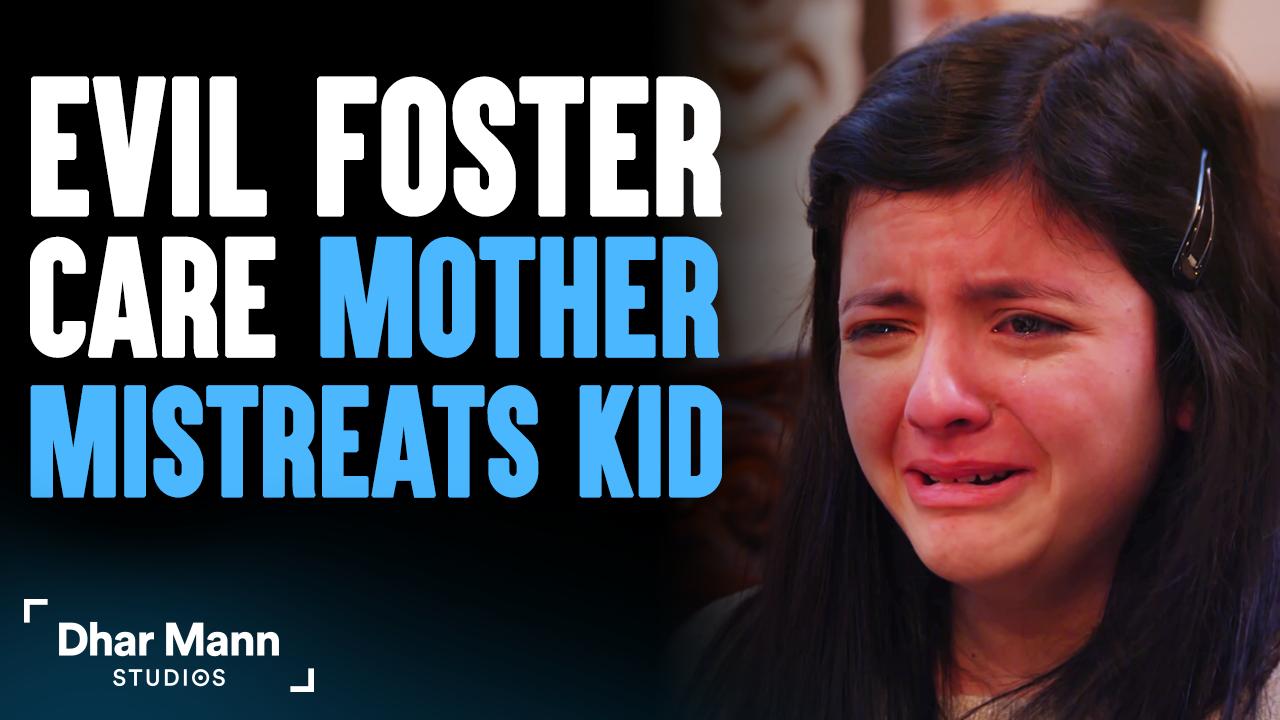 Evil Foster Care Mother Mistreats Kid, Lives To Regret It