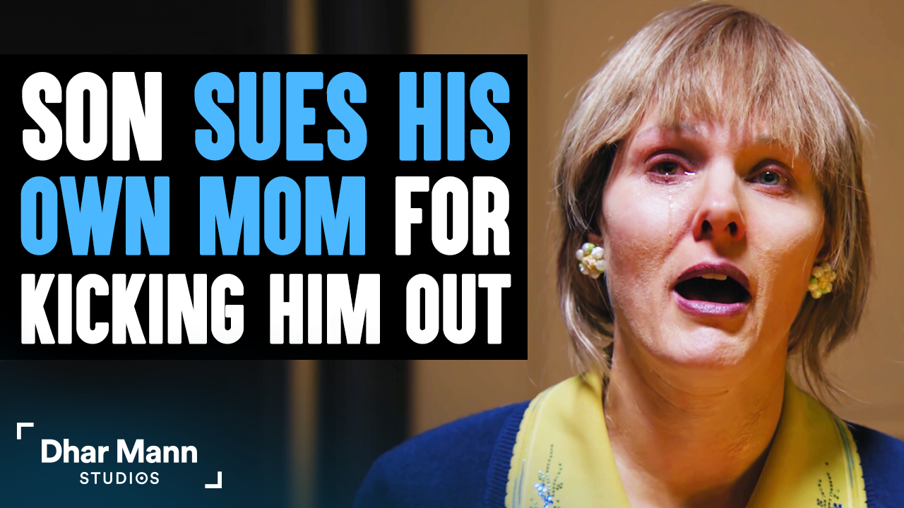 Son Sues His Own Mom For Kicking Him Out, Instantly Regrets It