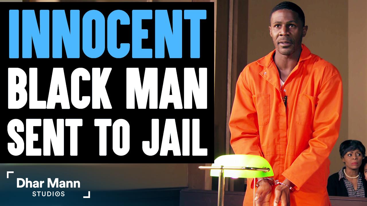 Prosecutor Sends Innocent Black Man To Jail, Lives To Regret It