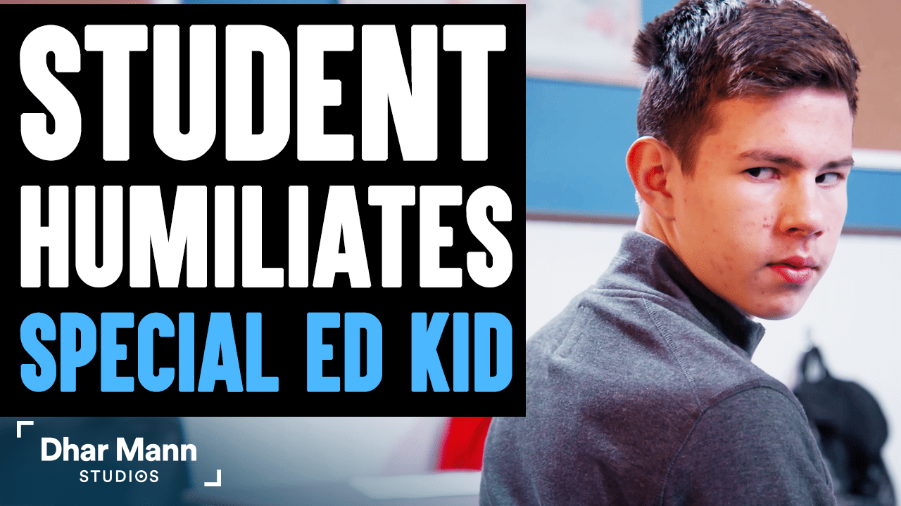 Student Humiliates Special Ed Kid, Instantly Regrets It Ft. Lewis Howes
