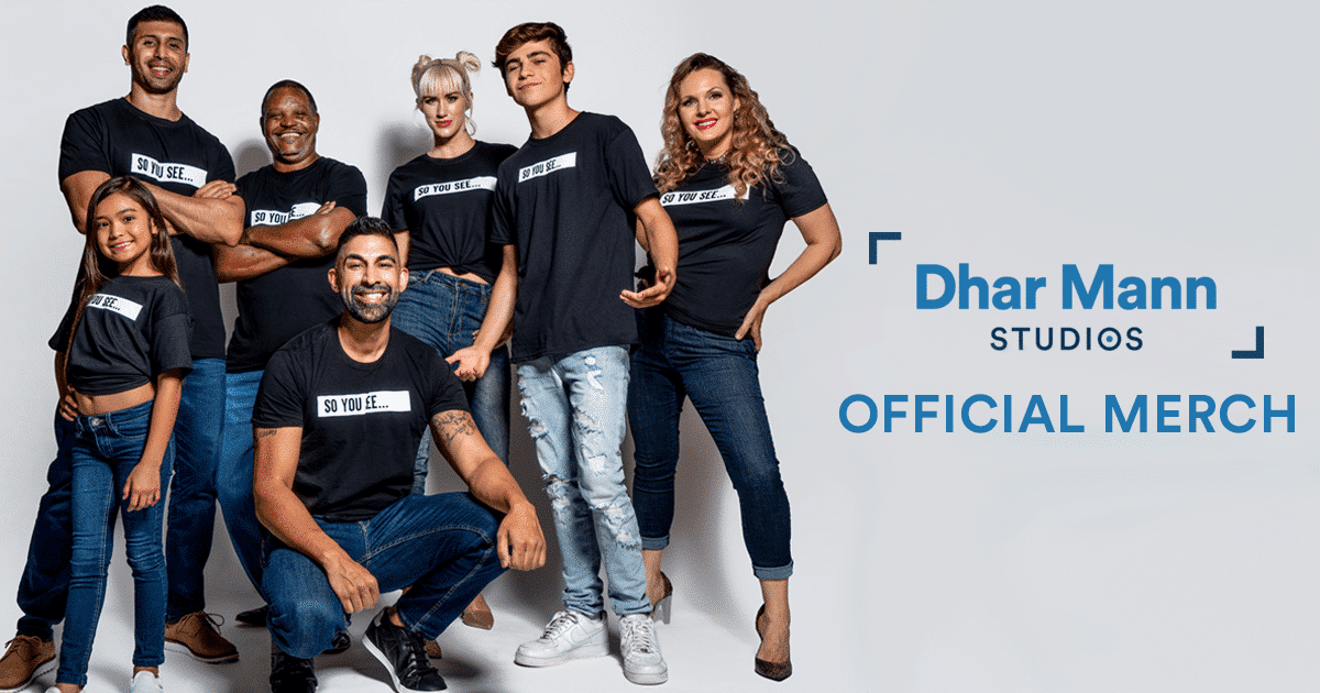 dhar mann studios official merch