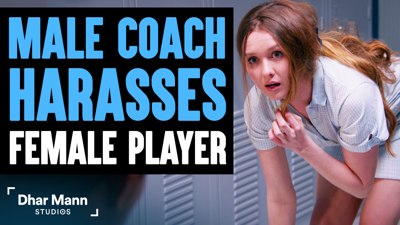 Male Coach HARASSES FEMALE Player, Lives To Regret It