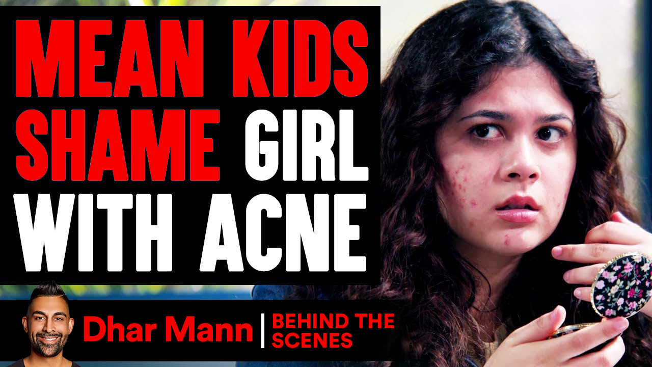 MEAN KIDS Shame Girl With ACNE, Instantly Regret It (Behind-The-Scenes)