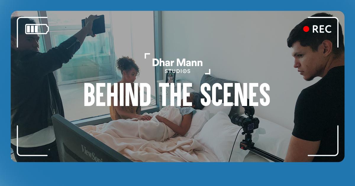 behind the scenes dhar mann studios