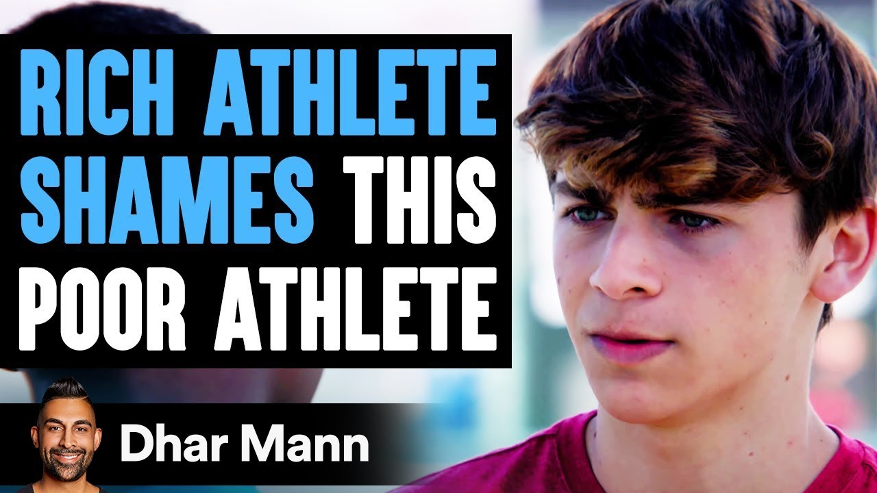 Rich Athlete SHAMES This POOR ATHLETE, What Happens Next Is Shocking