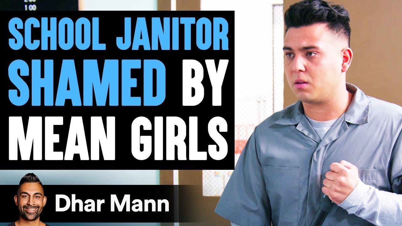 School Janitor Shamed By MEAN GIRLS ft. SSSniperWolf
