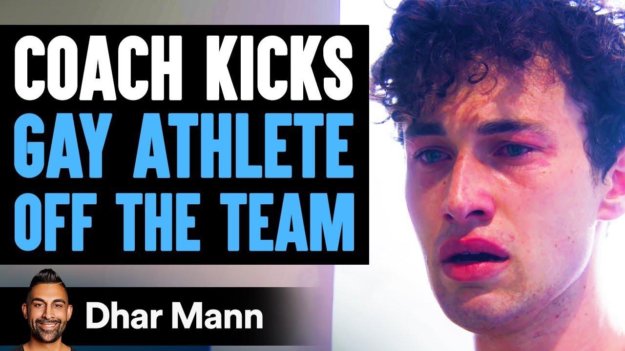 Coach Kicks GAY ATHLETE Off Team, Lives To Regret It