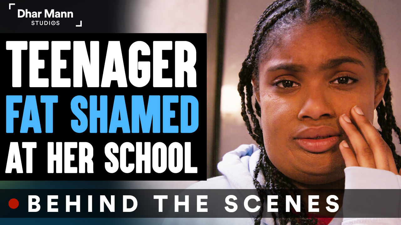 Teenager FAT SHAMED At Her SCHOOL (Behind-The-Scenes)