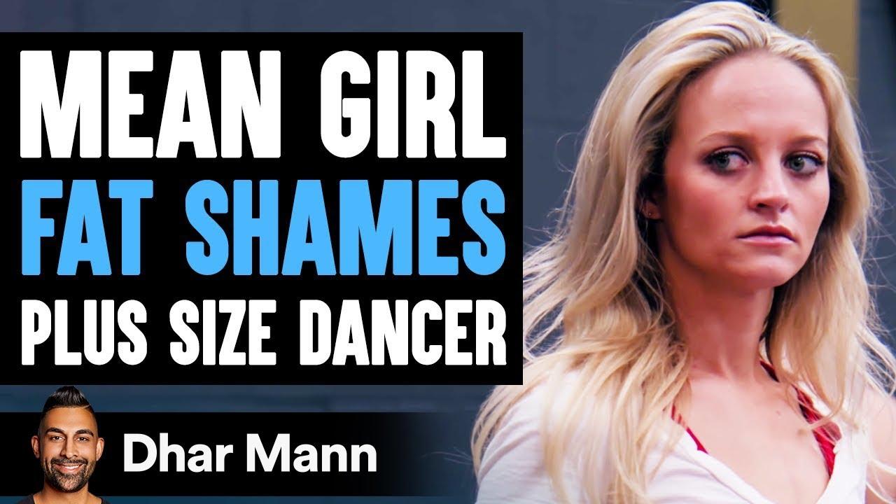 Mean Girl FAT SHAMES Plus Size DANCER, She Instantly Regrets It