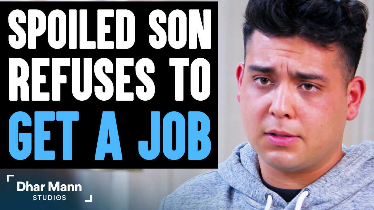 Spoiled SON Refuses To GET A JOB, He Instantly Regrets His Decision