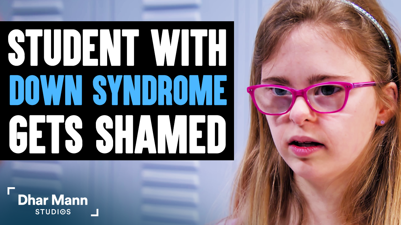 Student With DOWN SYNDROME Gets SHAMED, What Happens Is Shocking