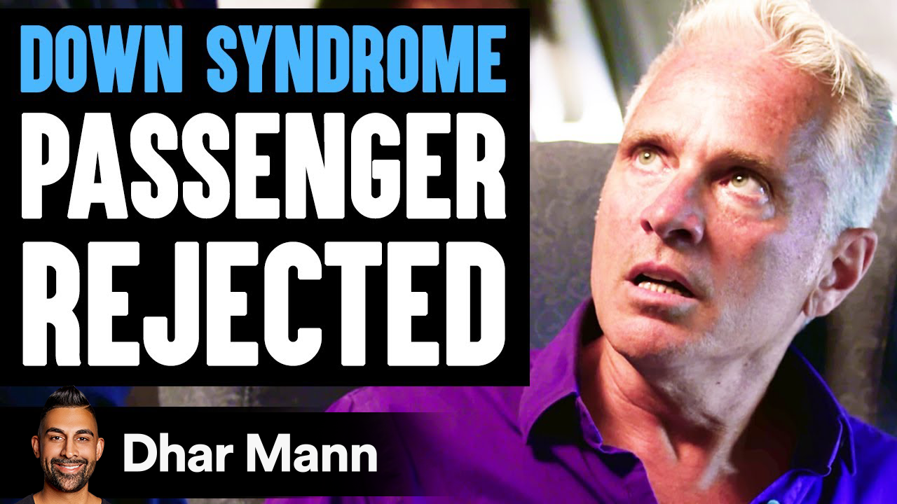 DOWN SYNDROME Passenger REJECTED, What Happens Is Shocking