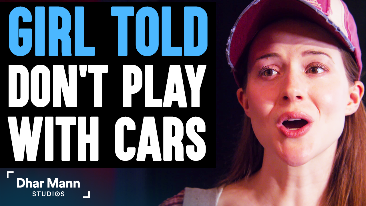 GIRL Told DON'T PLAY With Cars ft. Supercar Blondie