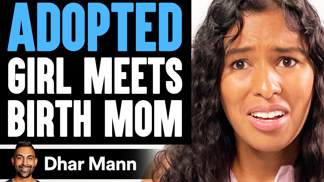 ADOPTED Girl Meets BIRTH MOM, What Happens Is Shocking