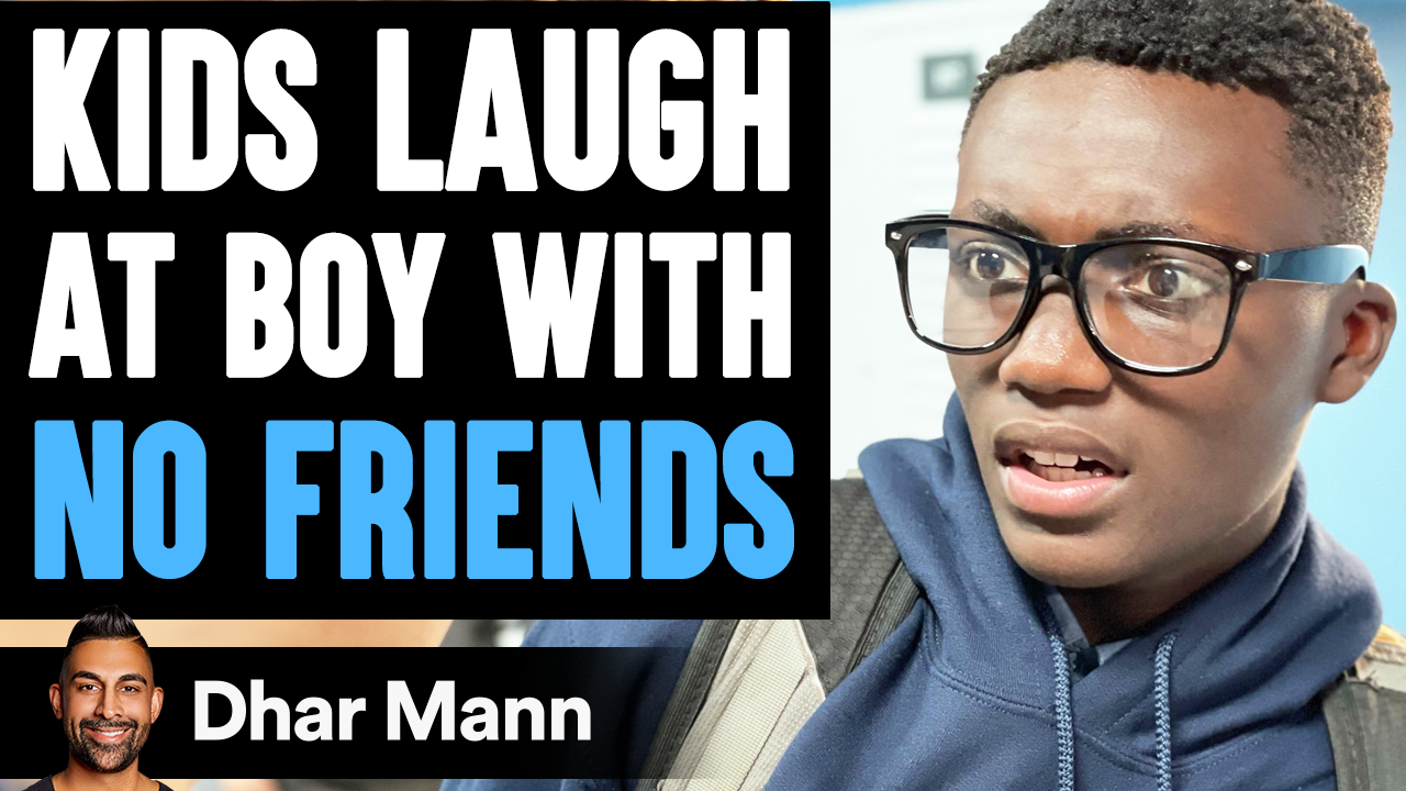 Kids LAUGH At Boy With NO FRIENDS, They Instantly Regret It