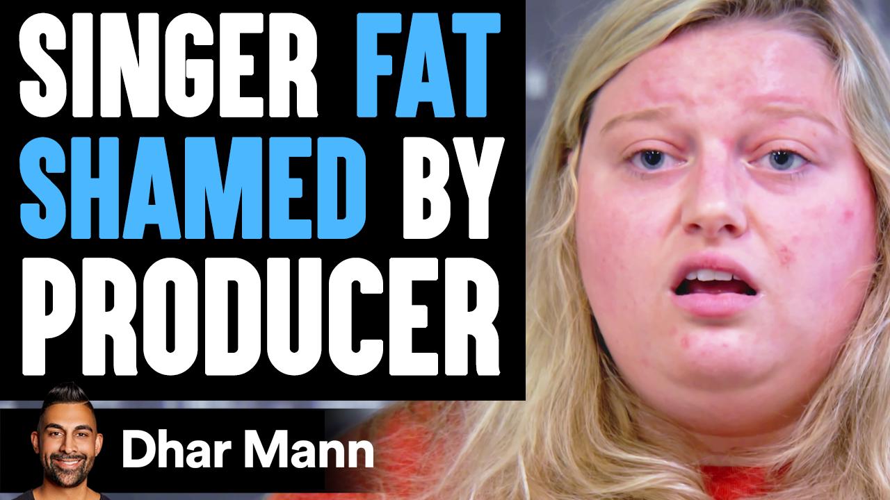 Singer FAT SHAMED By Producer, What Happens Next Is Shocking