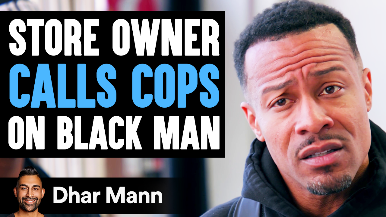 Store Owner CALL COPS on BLACK MAN, He Lives To Regret It